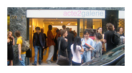 Exhibition Acte2 Gallery Paris