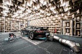 Porsche GT3 photography by Benjamin Antony Monn
