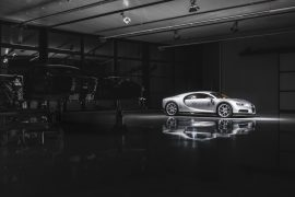 Bugatti Chiron Production Molsheim France