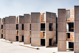 Louis Kahn Salk Institute Benjamin Monn Photography