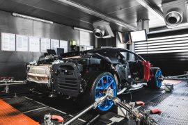 Bugatti Chiron Benjamin Antony Monn Photography