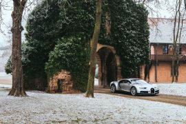 Bugatti Chiron Production Molsheim France